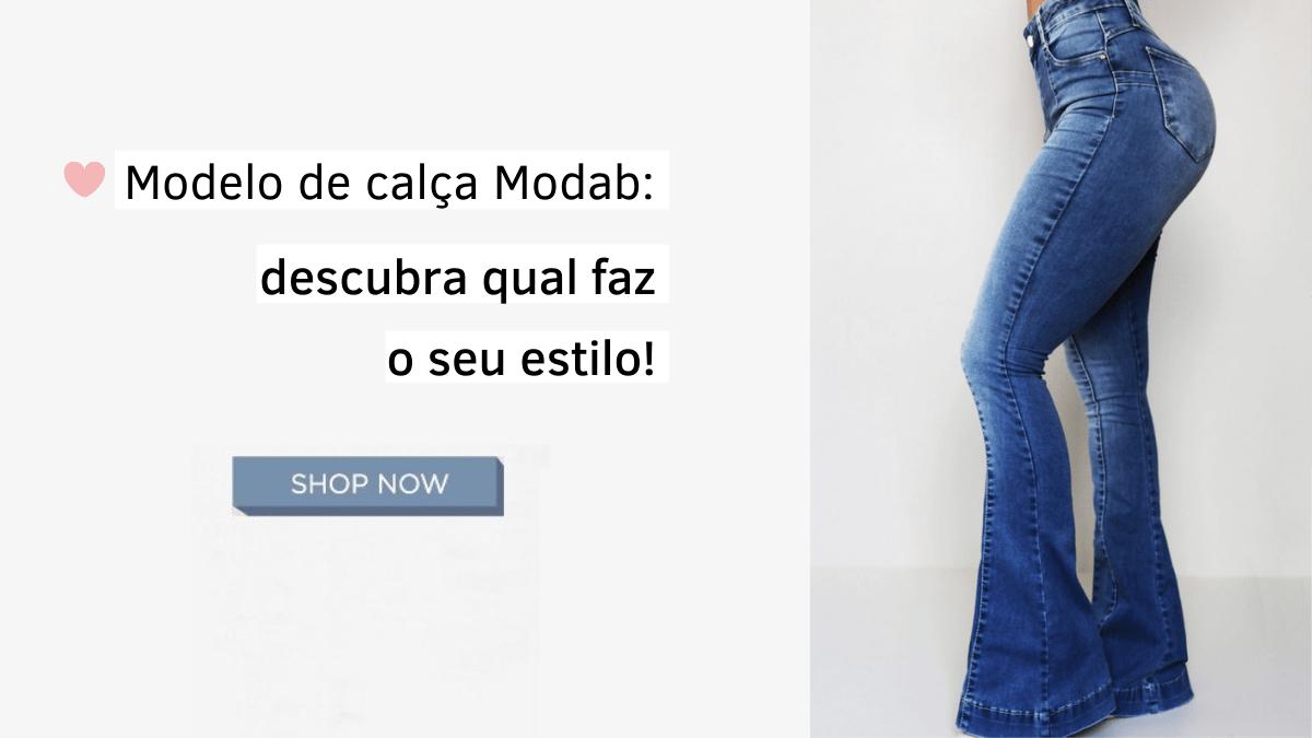 Modelo de calça Modab