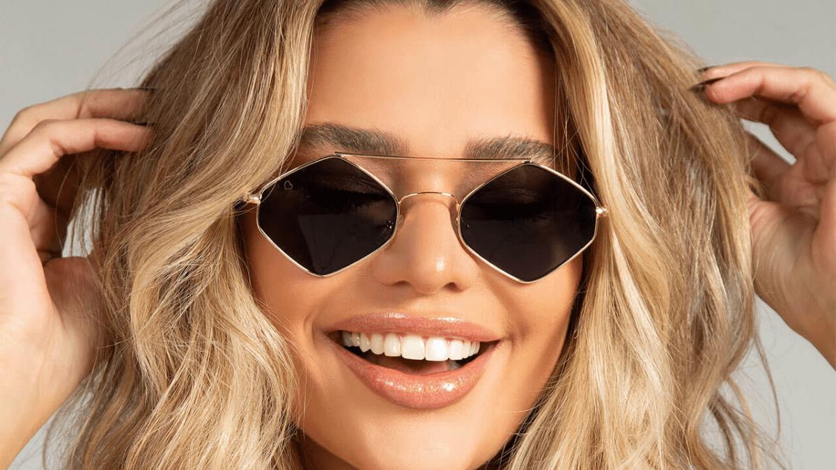 Os óculos da Modab
