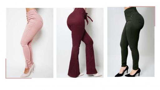 calças colors MODAB